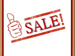 Sale Aktion